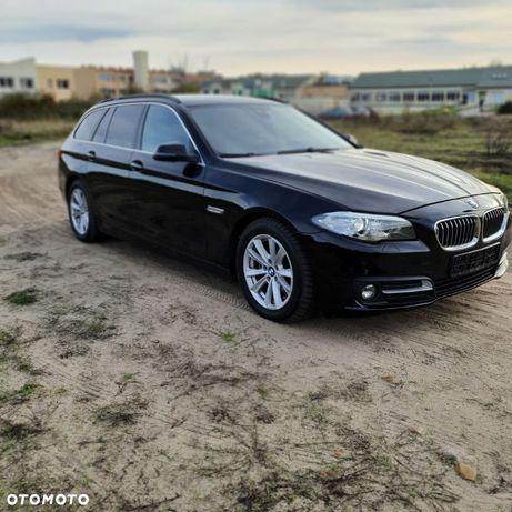 BMW Seria 5 Bmw 5 520d Xdrive po Lift Automat,Kamera,Tempomat, Asystent,Skóra,Navi