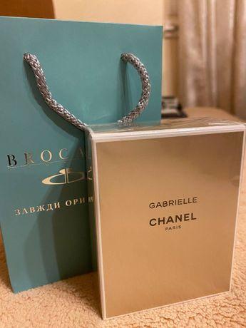 Парфюмированная вода Chanel Gabrielle Объём 50 мл (оригинал)