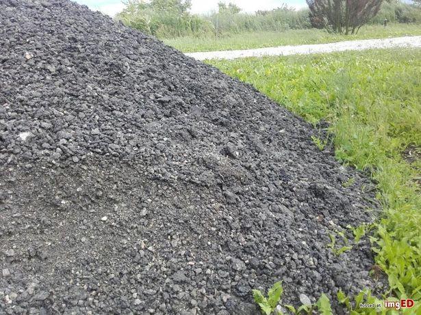 Destrukt(frezowany asfalt) transport
