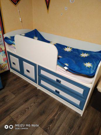 Кровать детская. Фабричная