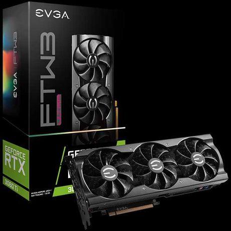 EVGA GeForce RTX 3060 Ti FTW3 ULTRA GAMING 8GB GDDR6