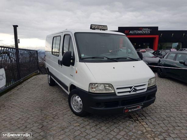 Citroën jumper 2.0 hdi 7lug.+mala