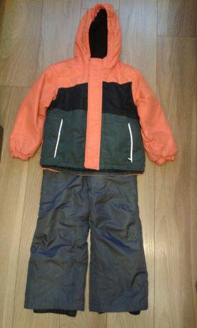 Kurtka + spodnie 110/116 lupilu, movement