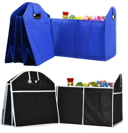 Organizador NOVO super prático de porta-bagagem Carro Carrinha Casa