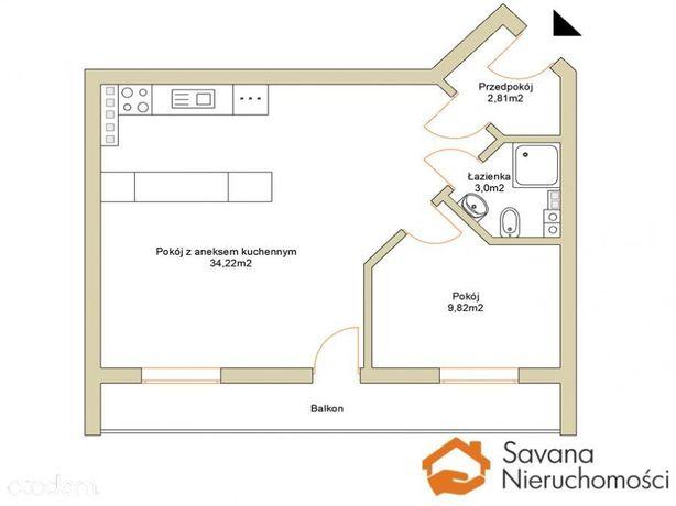 Nowe 2-pokojowe, 2 piętro , bliskie centrum