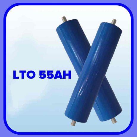 Стартовые Аккумуляторы LTO Литий-Титанат Автозвук 12V 24V 48V Сборки