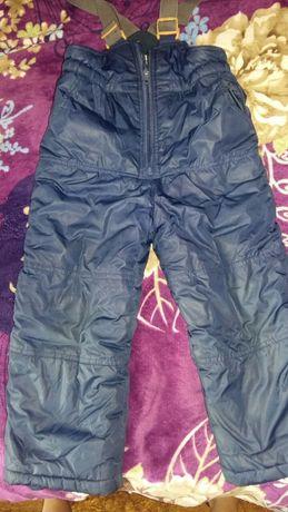 Зимний костюм на мальчика от 4 до 6 лет