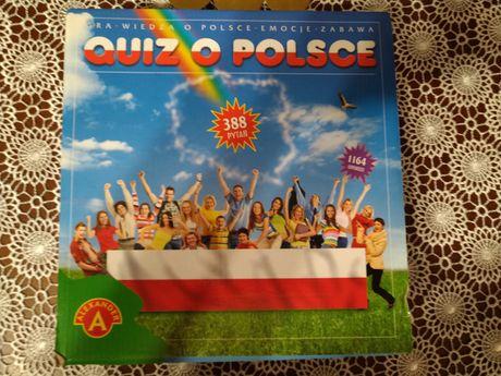 Quiz o Polsce Alexander