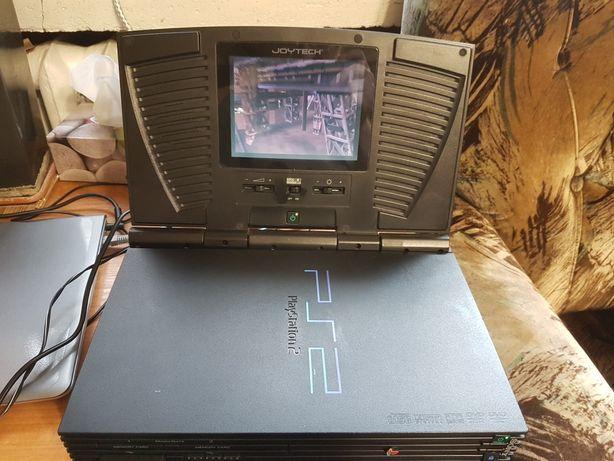 Ekran, monitor ps2. Dla kolekcjonera. Możliwa zamiana na Gopro.