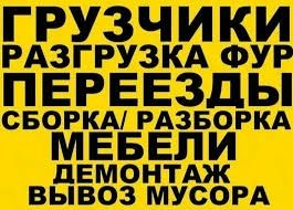 Грузчики-професионалы 24/7