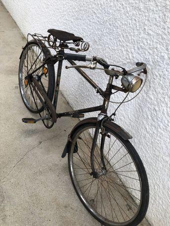 Bicicleta  antiga pasteleira de homen roda 26
