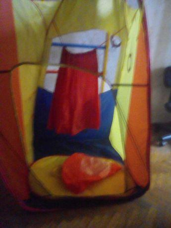 Продам палатку детскую разборную