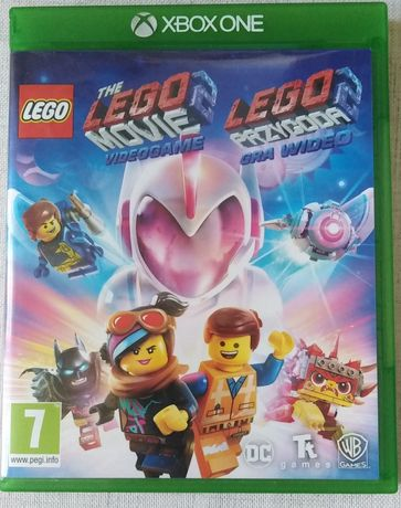 ZAMIANA - LEGO Przygoda 2 gra na xbox ONE