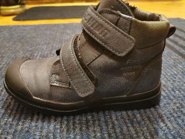 Ботинки с утеплителем 30 размер
