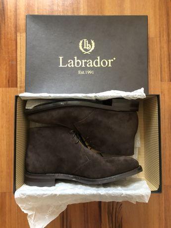 Botas camurça da Labrador