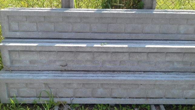 ogrodzenie podmurówka betonowa