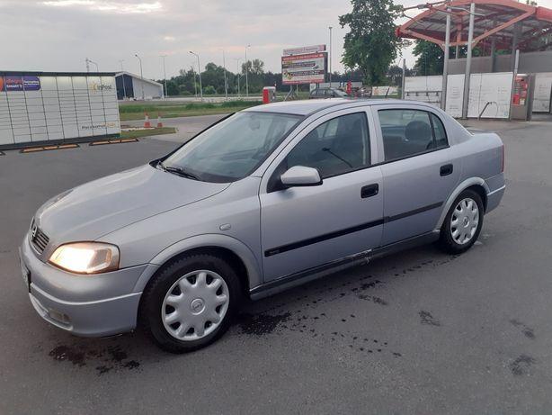 Opel astra g sedan 1.6 16v gaz 2029 opłaty