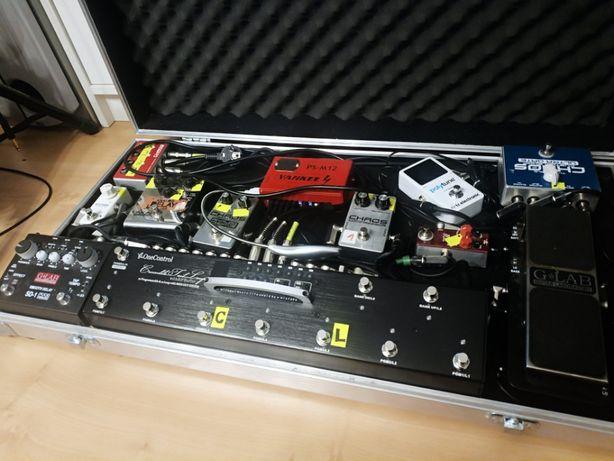 Pedalboard 80x40x13 - SB Case Project