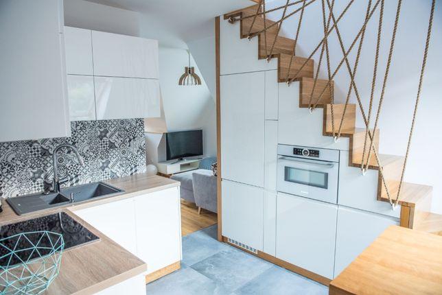 Piękny nowoczesny apartament Zakopane centrum Krupówki