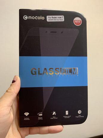 Захисне скло Xiaomi  Redmi note 7