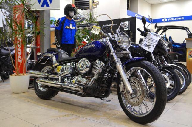 Мотоцикл Yamaha Drag Star 400 без пробега по Украине