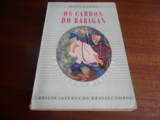 """Os Cardos de Baragan"" de Panaït Istrati"