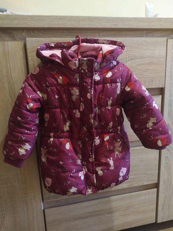 Парка, пуховик, куртка ,осень , зи1ма 2-3 года
