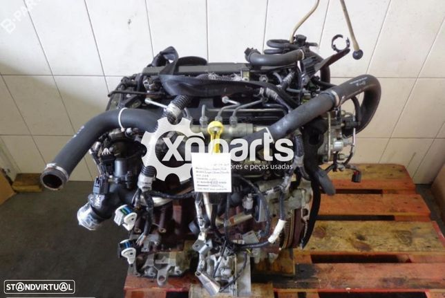 Motor PEUGEOT 206 SW (2E/K) 1.6 16V   07.02 -  Usado REF. NFU