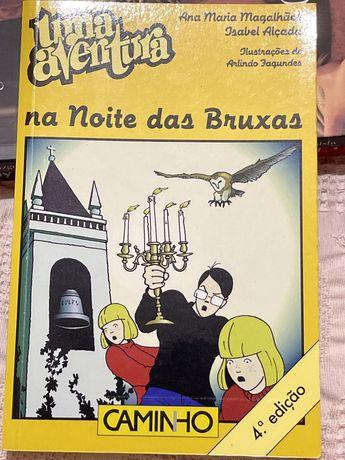 Livro Uma aventura