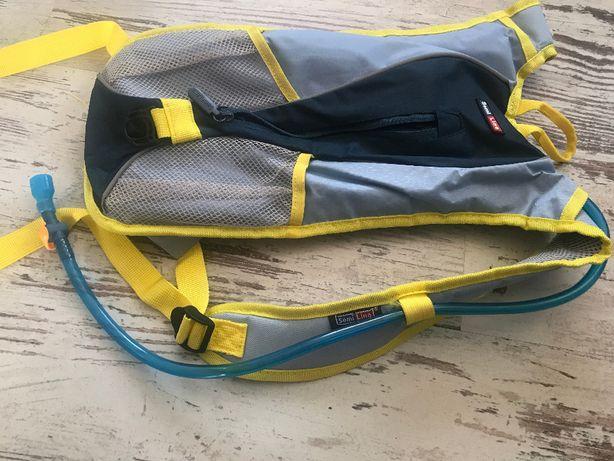 Plecak na rower Z bukłakiem Semi Line