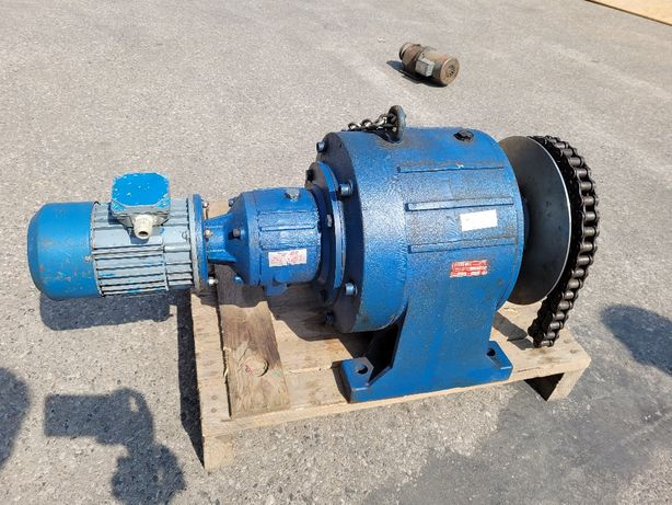 Przekładnia redukcyjna, reduktor, motoreduktor hydro-mec