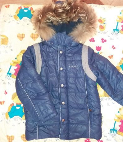 Зимняя куртка KIKO 122р.