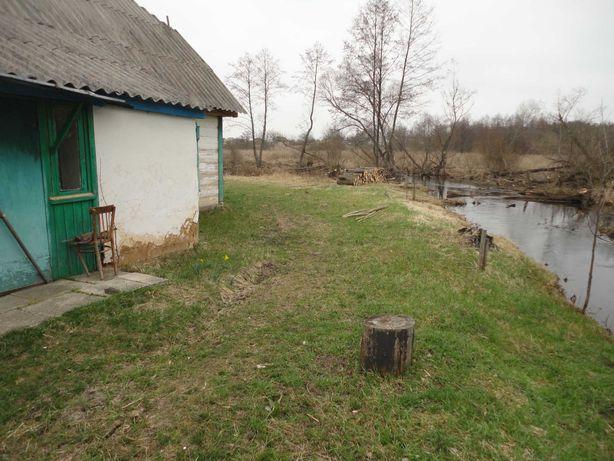 Участок (ділянка) с домом (будинок) смт. Кодра Макаровский р-н Киевска