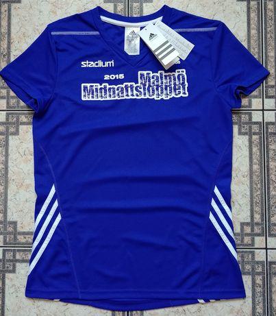 Adidas climalite koszulka sportowa damska r E- 34-36 nowa