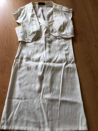Komplet: sukienka+ bolerko