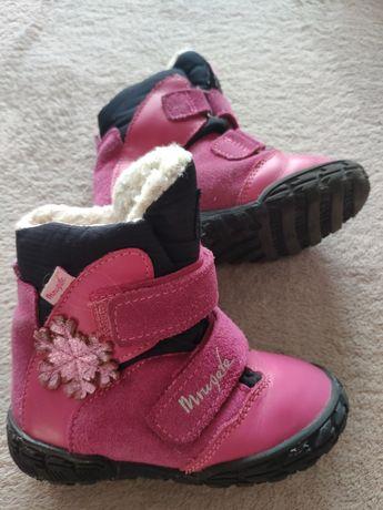Buty zimowe Mrugała