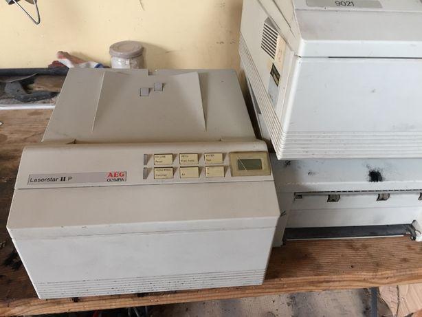 Лазерний принтер HP LaserJet II P на деталі