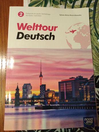 Książka do języka Niemieckiego