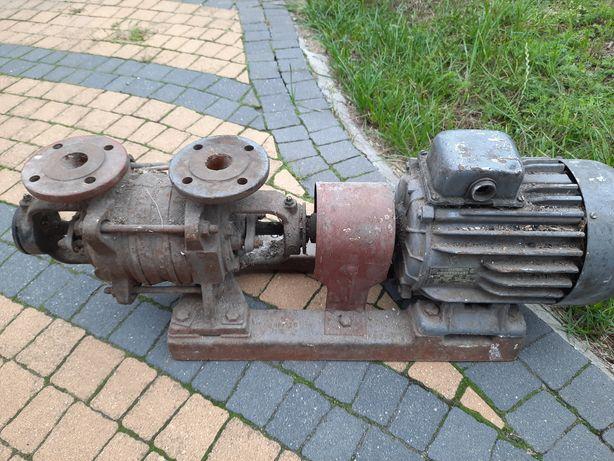 Pompa hydroforowa z silnikiem