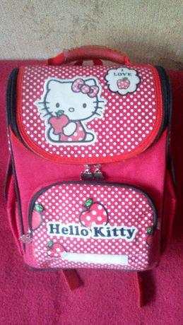 Рюкзак-ранец «Hello Kitty» школьный (для девочек)