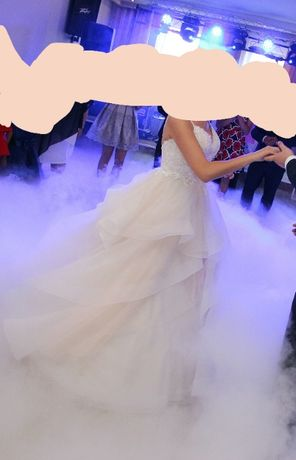 Suknia Ślubna SukniJustin Alexander SWEETHEART Model 1123