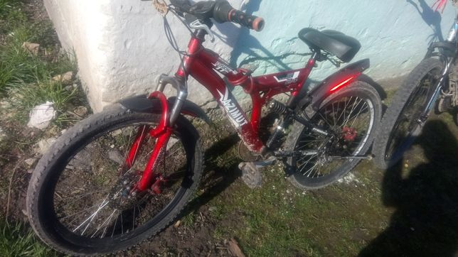 Велосипеди 24_26 діаметром колесо