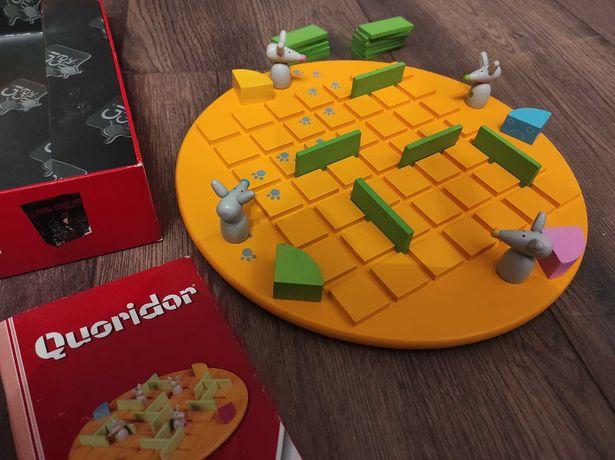 Quoridor гра для дітей та дорослих. Коридор