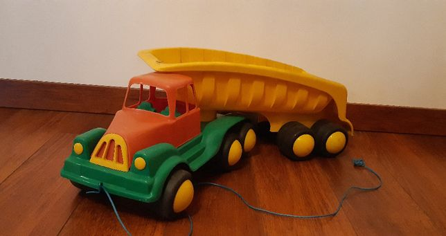 Wywrotka zabawka dla dzieci