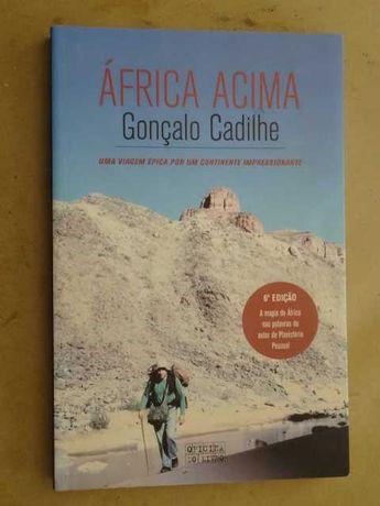 África Acima de Gonçalo Cadilhe