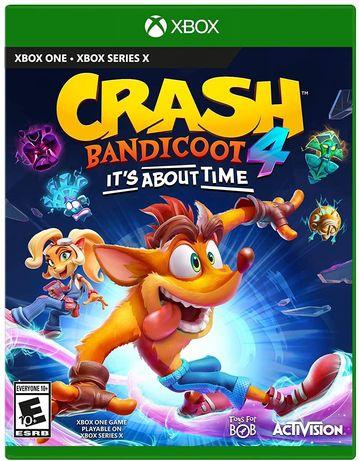 Crash 4 Xbox one