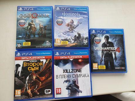 Игры Playstation 4 Продажа Обмен