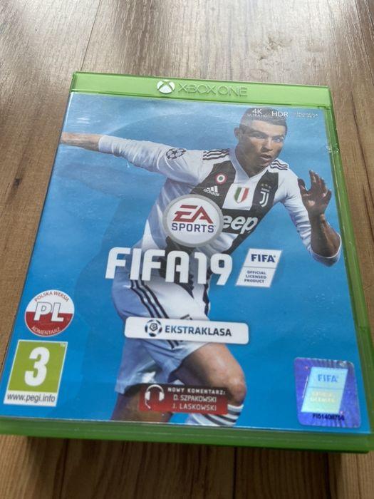 Gra Fifa 19 Xbox One jak nowa Jaworze - image 1