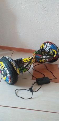 Hoverboard  10 cali koła