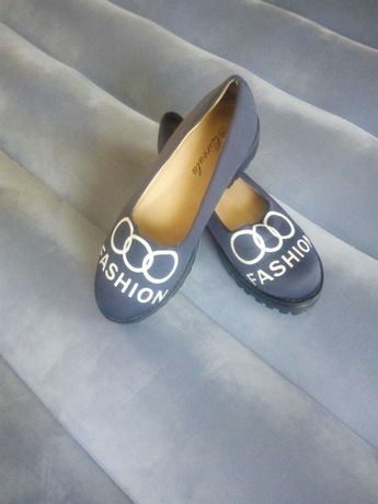 Слипоны - туфли